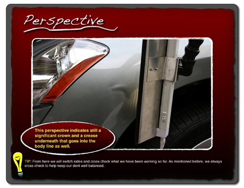 pdr dent repair / paintless dent removal training
